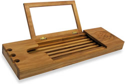 Best teak bath caddy